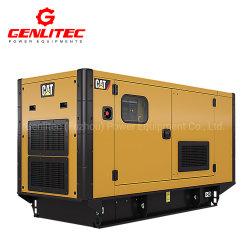 50Hz nieuwe Stille Generator 200 van de Kat 160kw Diesel van de Rupsband van kVA C7.1 Generator