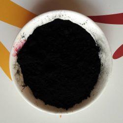 Grado de pintura pigmentos inorgánicos el óxido de hierro negro Precio barato