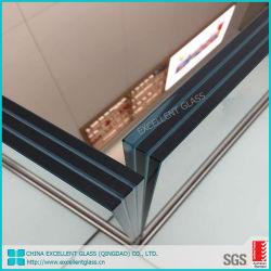 Gli occhiali di protezione laminati Tempered per il pavimento/balaustra/finestra/portello/balcone/rete fissa/vetro della costruzione/hanno colorato il vetro della stanza da bagno/allegato d'angolo di vetro acquazzone/della mensola di vetro