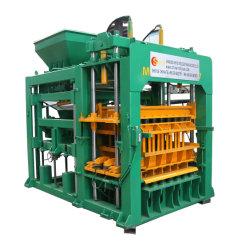 O Qt10-15 Areia Cimento Hidráulico Automático/máquina para fabricação de tijolos máquinas de construção de blocos de concreto