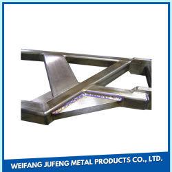 الأجزاء المعدنية الملحومة من المصنع الأصلي للمعدة (OEM) من الكتائف الملحومة MIG وTIG وSpot وDie وResistance Welding