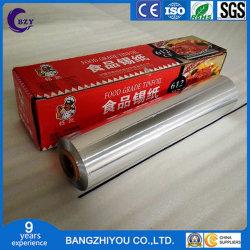 Resistência alta temperatura Fogão Ambry Fumo Moistureproof Parede folha de alumínio