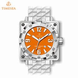 Form-Armband Sports analoge Uhr-bunte Armbanduhr für Men72407