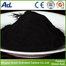Уголь графитового порошка активированного угля для очистки сточных вод