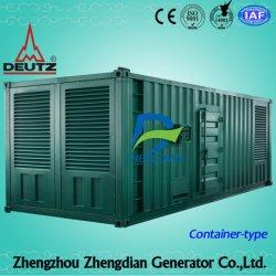 120kVA-2500kVA Groupe électrogène Diesel silencieux récipient résistant aux intempéries