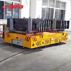 Carro de transferência do molde de injeção na via para o manuseio de oficina Industrial