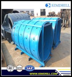回転式掘削装置のための包装および管のカップリングの包装接合箇所