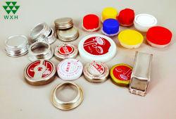 Vous pouvez plastique/métal du couvercle de vis de couvercle de la tuyère flexible versez le déflecteur de buse pour l'huile comestible / chimique de l'étain peut