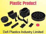Producto de plástico personalizada