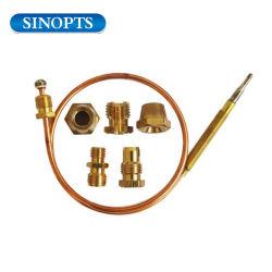 Le contrôleur de température de thermocouple de gaz thermocouple de la soupape de sécurité