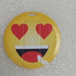 Clé USB de l'émotion Emoji Expression lecteur Flash USB