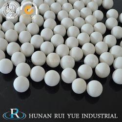 Инертные глинозема керамические мяч для реактора в Adsorbent кровать