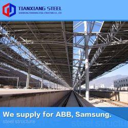 A36 A572 Australia Standard Steel Modular المباني
