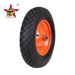 """16 """" 트레일러를 위한 압축 공기를 넣은 바퀴, 공기 바퀴 또는 외바퀴 손수레 또는 아이들 손수레"""