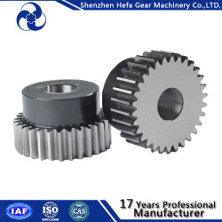 KeywayのカーボンSteel &Alloy Steel Material High Precision Transmission Gear