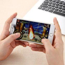 Écran tactile Dual-Stick les manettes de jeu mobile Jeu de la manette pour Smartphone