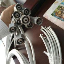 Металлические трубки подачи пара высокого давления с оплеткой шланга из нержавеющей стали