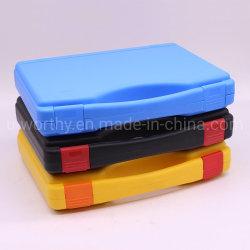 Mousse personnalisé de protéger l'extérieur Boîte à outils de rangement en plastique, mallette de transport en plastique