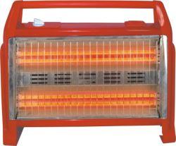 Calefacción eléctrica del calentador de cuarzo con ventilador con 1600W