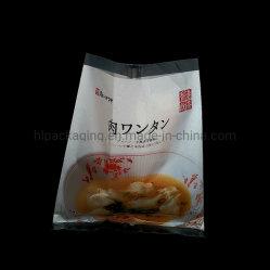 Amostras gratuitas de carne vegetarianas saudáveis alimentos congelados Embalagem