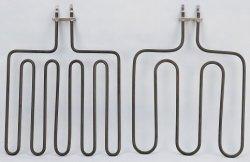 電気サウナの発熱体、電気管状のサウナのヒーター