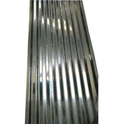 Disco cheio de Chapa de Aço Galvanizado Gi folha de metal corrugado para cada utilização construtiva