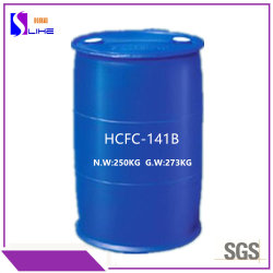 Agent moussant HCFC-141b&Gaz réfrigérant R141B