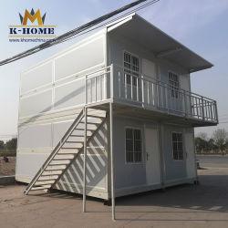 労働の寮のための移動可能な折る容器の家