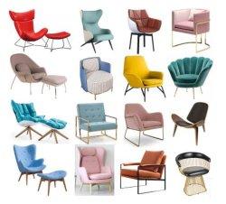 Hauptmöbel-Aufenthaltsraum-Sofa-Stuhl-Wohnzimmer-Freizeit Eames Stuhl