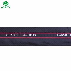 La alta calidad de la cintura Entretela de cinta para pantalones, pantalones de traje
