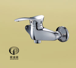 Corps en laiton poignée Zinc-Alloy 63014 le robinet de douche à levier unique
