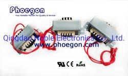 Tipo E-I induttore a bassa frequenza 10uh della bobina d'arresto dell'induttore di corrente elettrica di Ei57 a 800mh 0.5A a laminazione saldata 15A