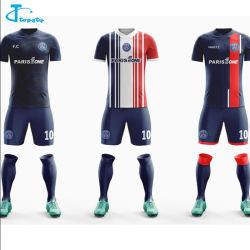 OEM Custom Club de Football de haute qualité jersey, les fans de football uniformes de soccer