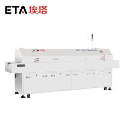 SMTラインのためのEta-A600退潮のオーブン機械