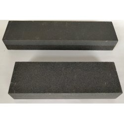Точильный камень из карбида кремния черного цвета/шлифовальный камень 8*2*1