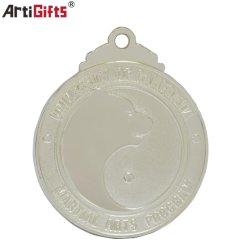 O design do cliente Medalha de metal em branco por fundição em molde