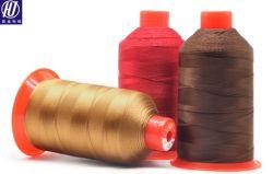 100 % polyester Haute Ténacité Fil à coudre collé