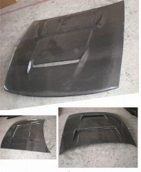 Корпус из углеродного волокна Dx стиле капот для Nissan Сильвия S13 Jdm
