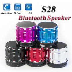 S28 금속 덮개 Bluetooth 스피커