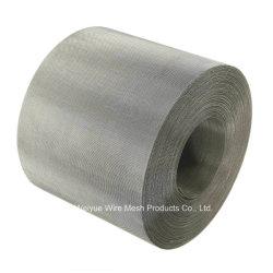 Anping trou carré du filtre à mailles standard en acier inoxydable de Wire Mesh