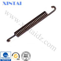 Molla di tensionamento d'acciaio registrabile a spirale su ordinazione