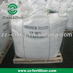 鋼鉄等級N20.5%の水晶アンモニウムの硫酸塩、7783-20-2
