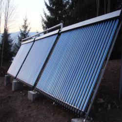 Split chauffe-eau solaire sous pression