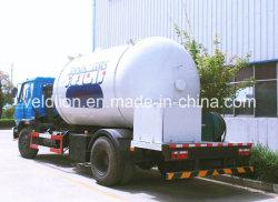 Dongfeng 4x2 mini réservoir de gaz GPL chariot