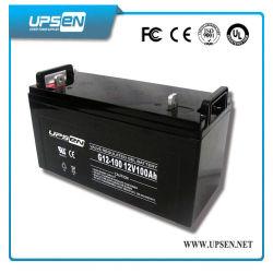 Solarbatterien gel-Batterie AGM-Rechargerable für Energien-Backup