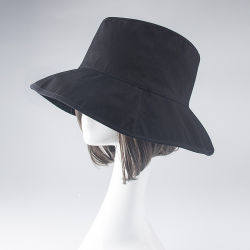 Wannen-Hüte der modernen Frauen mit kundenspezifischem Firmenzeichen