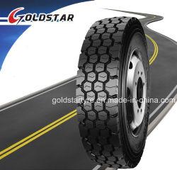中国の最上質の放射状のトラックおよびバスタイヤ、フットボールパターントラックのタイヤ、TBR 900r20、1000r20、1100r20、1200r20
