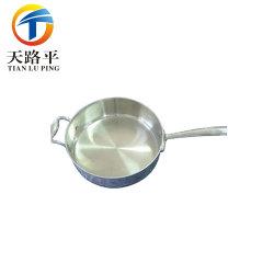 Ustensiles de cuisine moulé en aluminium moulé sous pression, jeu de batterie de cuisine en aluminium