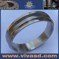알루미늄 링 부품 및 원형 부품 CNC 선삭