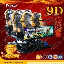최고 Interactive Family Fun 7D 9d Cinema Equipment